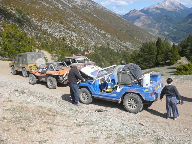 Raid Offroad Andorre Meetings 2008