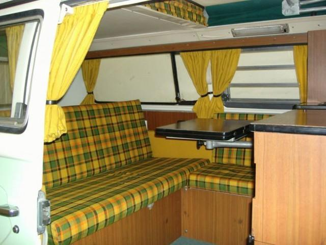 Interieur westfalia p24 galeries personnelles for Interieur westfalia