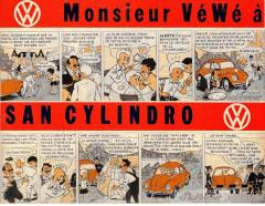 Monsieur VéWé à San Cylindro