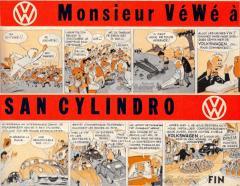 BD Monsieur Véwé à San Cylindro