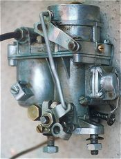 Carburateur Solex 28 PCI