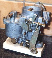 Carburateur Solex 28 Pict 1
