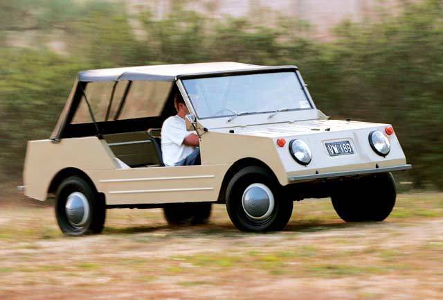 Made in Australia : le Buggy VW Country