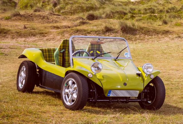 Made in England : le Buggy GP