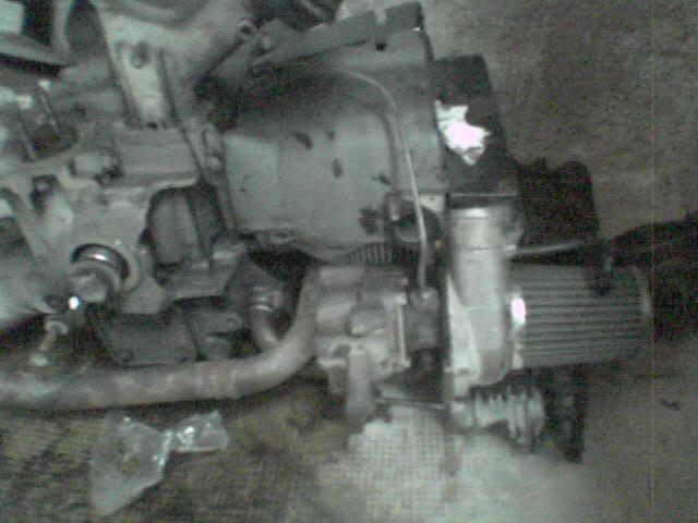 Position turbo