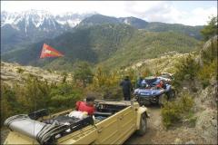 Raid offroad Andorre