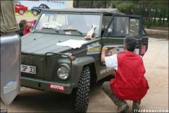Un 181 en Raid en Tunisie