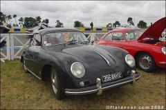 Les Flat4 au Mans Classic