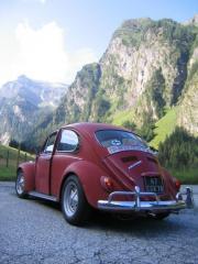 Parc national des Dolomites (Italie), août 2006