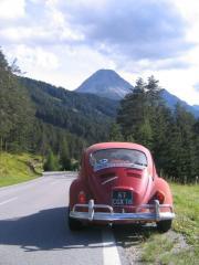 Saint Moritz (Suisse), août 2006