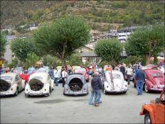 Concentracio VW escarabats Andorra