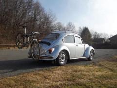 Cox avec porte vélo