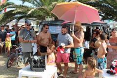 Corsica Beach Party 2014