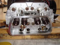 culasse cylindres  3 et 4