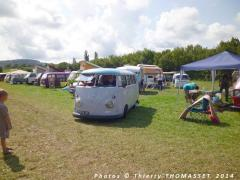 French VW Bus Meeting 2014