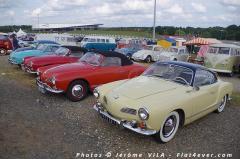 Les Flat4 du Mans Classic 2014