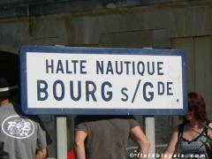 Volksbourg - Ballade sur la Ginette