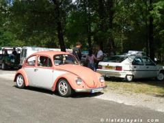 Volksbourg Rallye de régularité