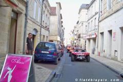 Volksbourg Cruising Dimanche matin
