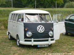 Volksbourg les voitures