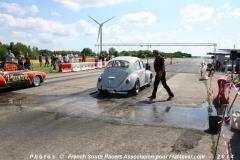 Wild VW Drag Days