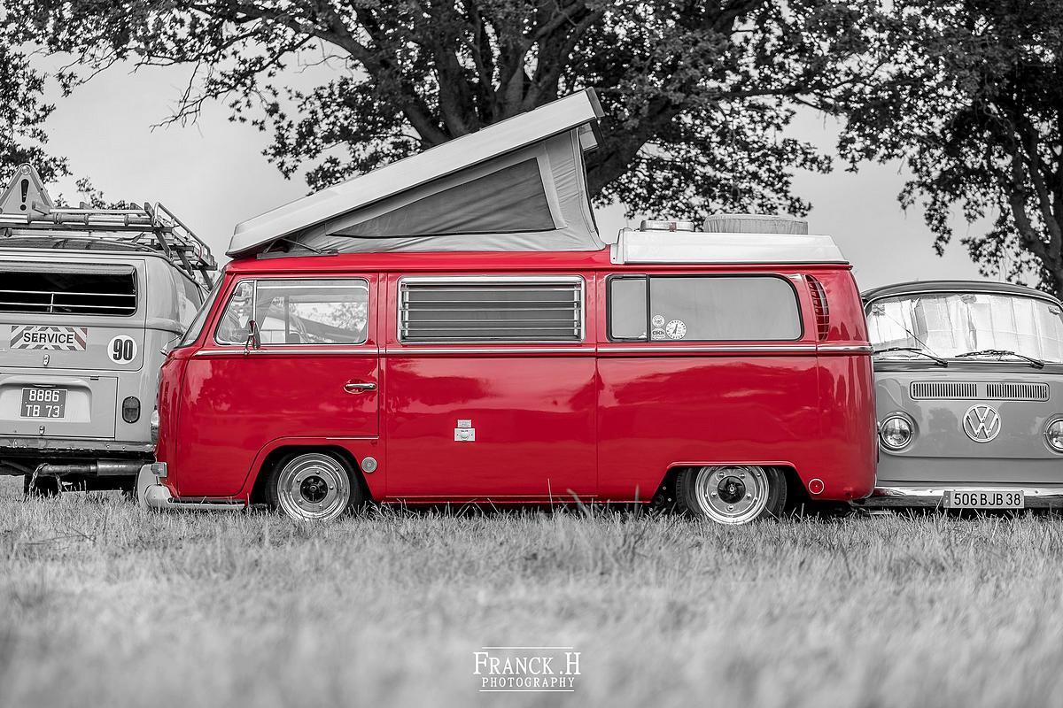 4eme French VW Bus meeting de Chérizet