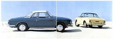 Historique Karmann Ghia 34