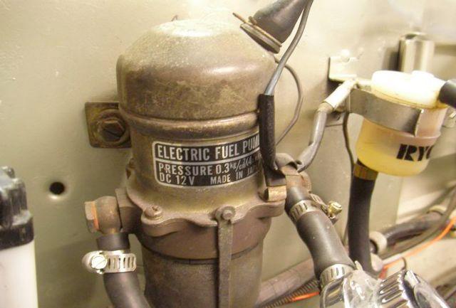 Choisir et installer une pompe à essence électrique