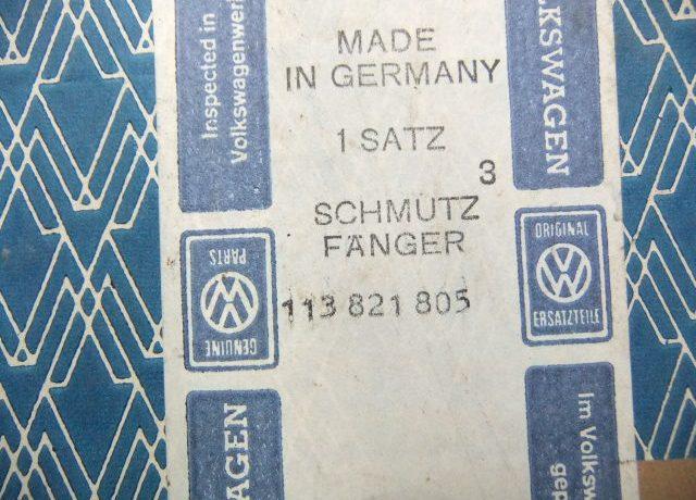 La numérotation des pièces VW