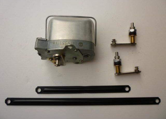 conversion 6-12V: le moteur essuie-glace