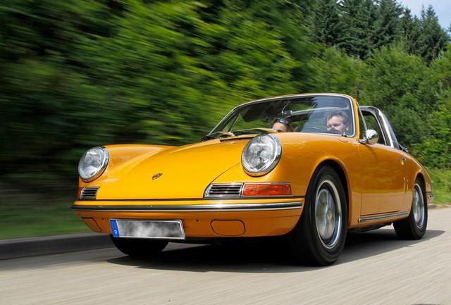 La Porsche 912 : un coeur de 356 dans un corps de 911