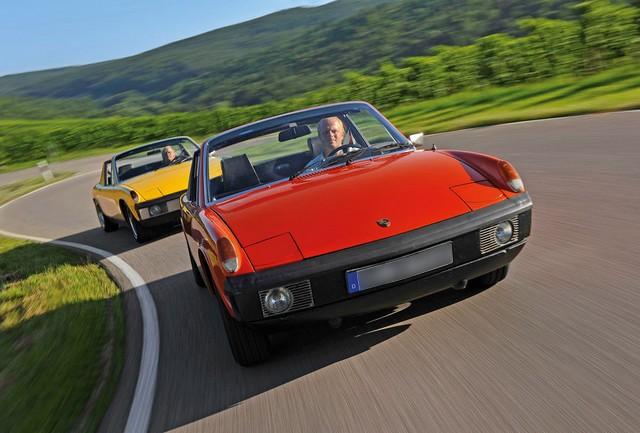 VW Porsche 914: Etude et présentation détaillée