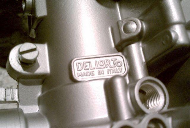 Dellorto DRLA : installation du kit Jet Doctor