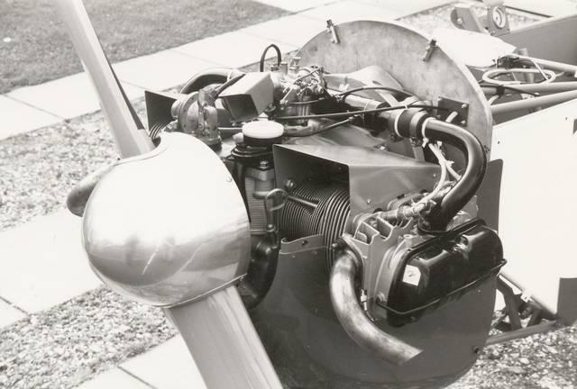 Stark Stamo 1400A : Le moteur VW – Okrasa – Porsche