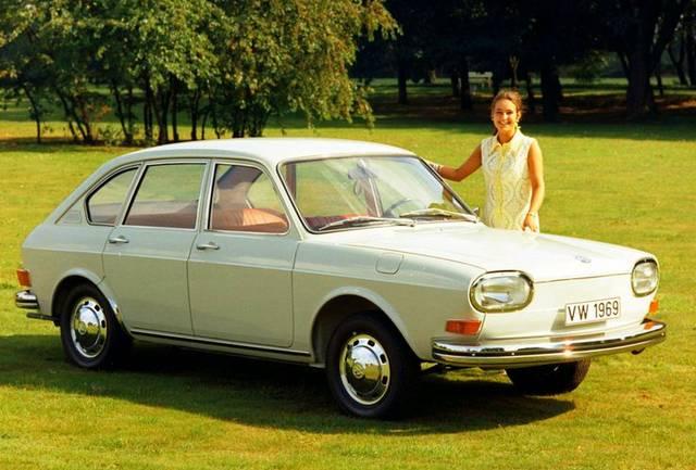 Etude et présentation des VW 411 / 412