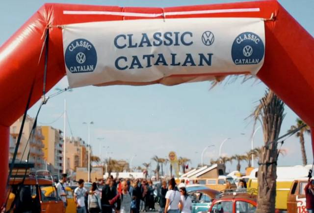 Video : Classic VW Catalan 2019