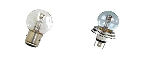 Ampoules de phare 6V